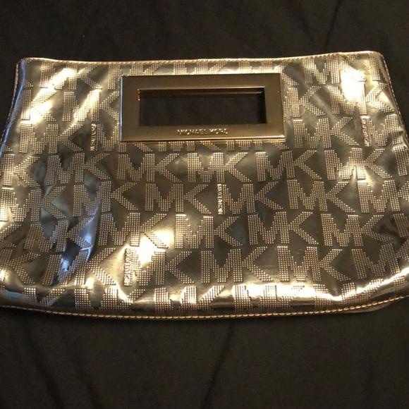 GOLD Michael Kors handbag